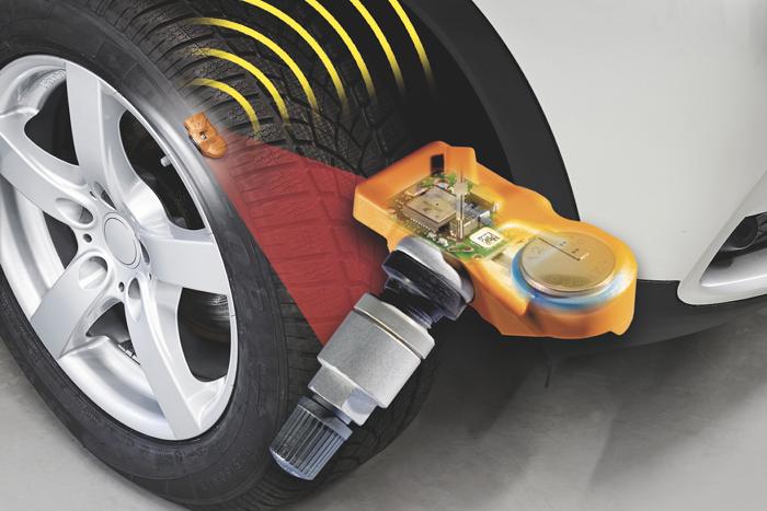 Tyre Pressure Monitoring Sensor
